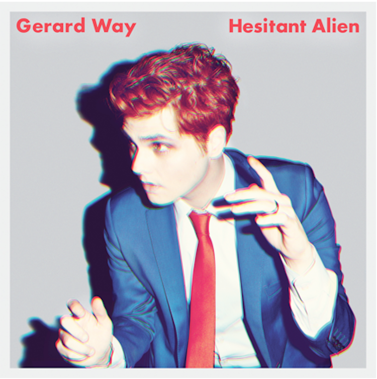 Gerard-Way-Hesitant-Alien-Review