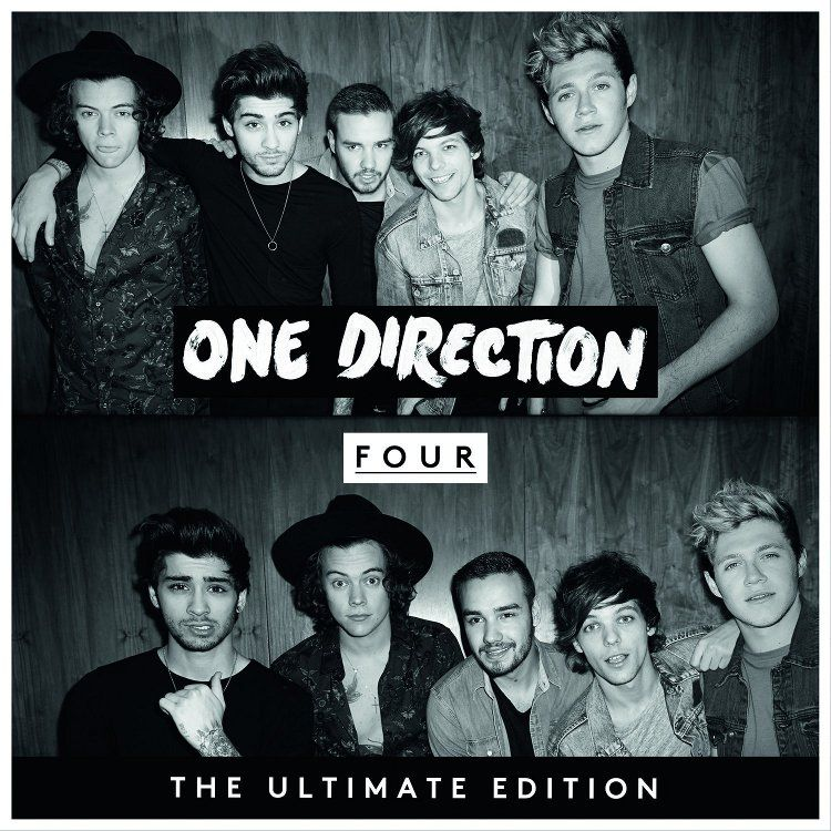 One-Direction-Four-Review