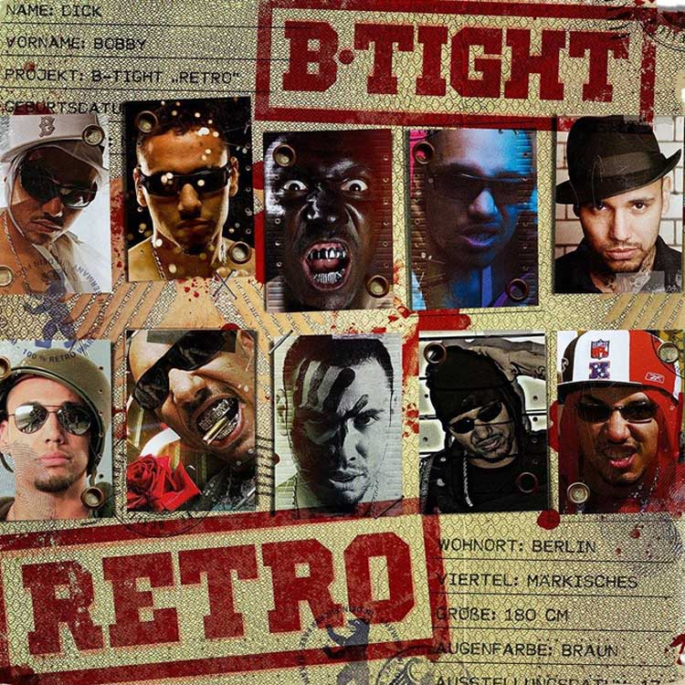 Review: B-Tight - Retro