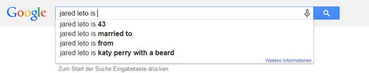 jared auf google