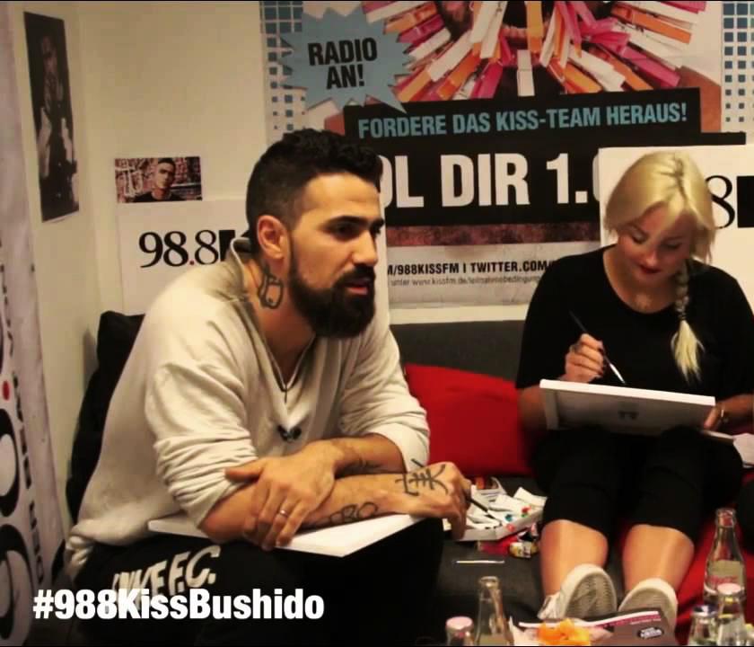 Bushido-Kay-One-Kiss-FM