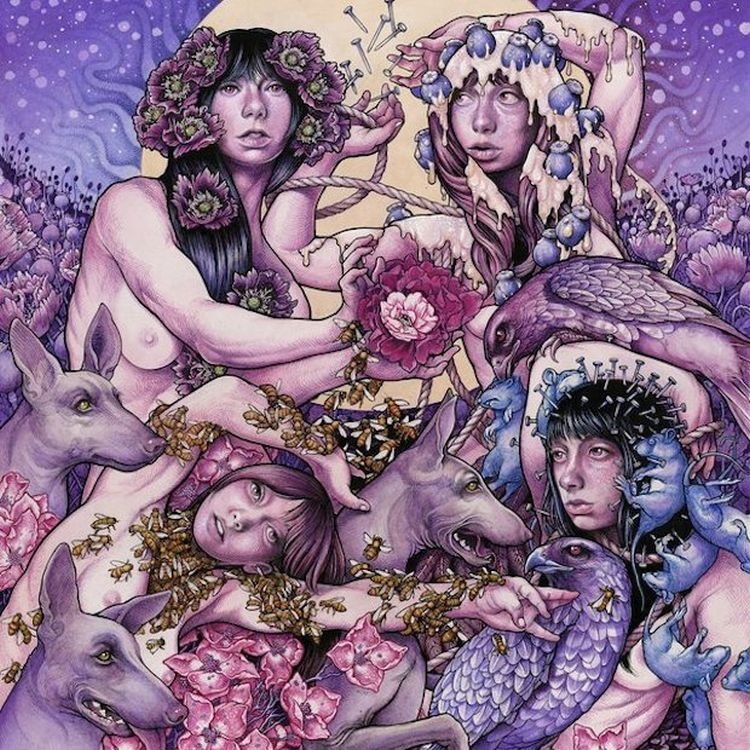 Baroness-Purple-Review