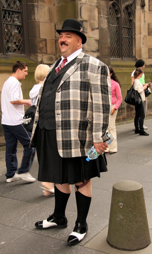 New Season Scottish Fashion