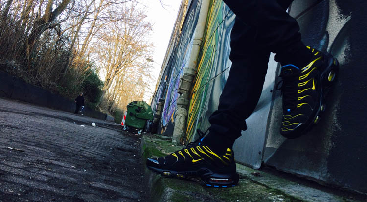 Sneaker-Spaziergang-Nike-Tuned-Taxi-Pack