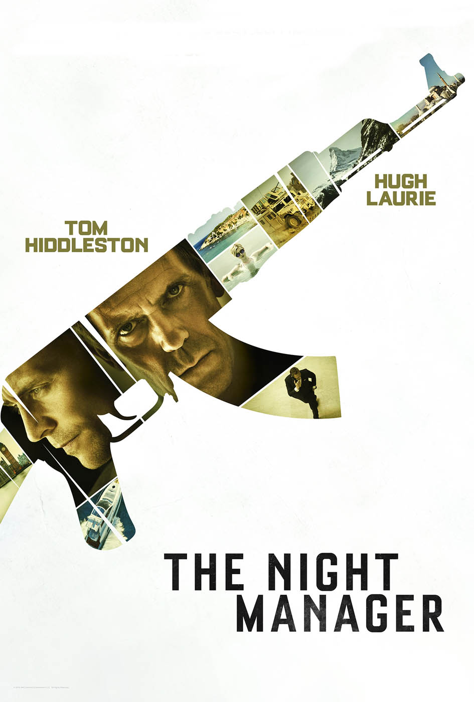 The Night Manager: Miniserie